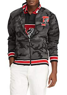 P-Wing Camo Track Jacket