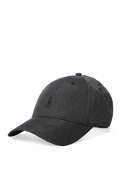 Polo Ralph Lauren Canvas Baseball Cap