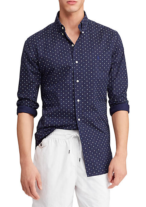 Polo Ralph Lauren Classic Fit Anchor Shirt
