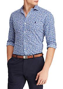 722787d35 ... Polo Ralph Lauren Classic Fit Poplin Shirt