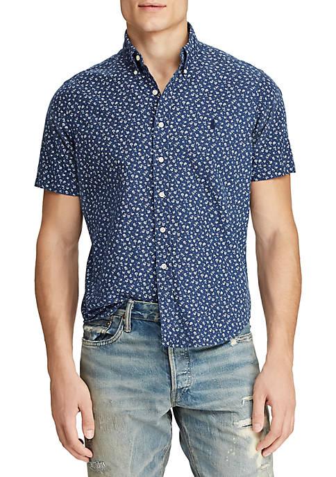Polo Ralph Lauren Classic Fit Floral Shirt
