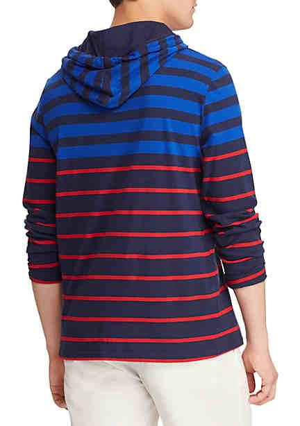 f96e45f8b Polo Ralph Lauren. Polo Ralph Lauren Cotton Jersey Hooded T-Shirt