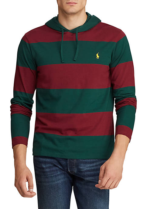 Polo Ralph Lauren Cotton Jersey Hooded T-Shirt
