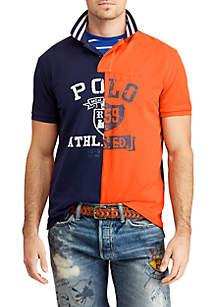7cd36bbb12ff ... Polo Ralph Lauren Custom Slim Fit Mesh Polo