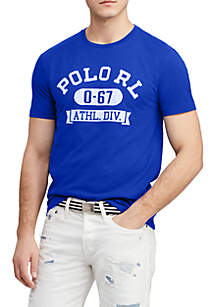 Polo Ralph Lauren Custom Slim Fit Graphic Tee