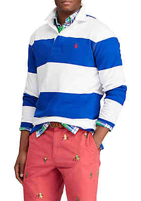 Polo Ralph Lauren The Iconic Rugby Shirt ... 61a4dae9de6