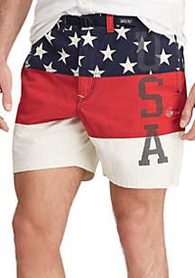 Polo Ralph Lauren Classic Fit Cotton Shorts