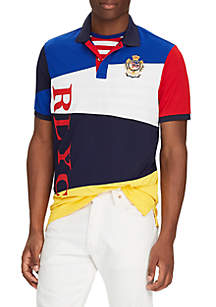 Polo Ralph Lauren Classic Fit Stretch Mesh Polo