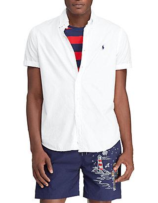 25eb3a19 Polo Ralph Lauren. Polo Ralph Lauren Classic Fit Twill Shirt