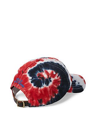 b8253f83cb Tie Dye Cotton Twill Cap
