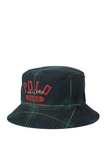 891982c7788b1 ... Polo Ralph Lauren Tartan Bucket Hat