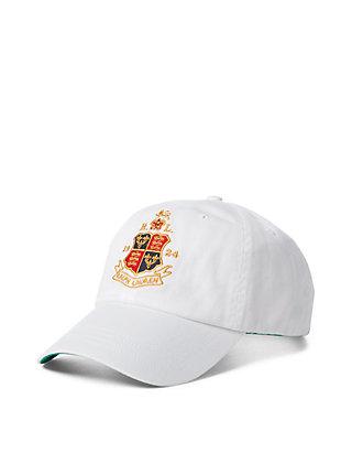 3c012186b Cotton Chino Baseball Cap