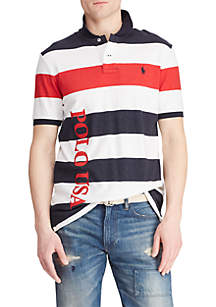 Polo Ralph Lauren Classic Fit Terry Polo Shirt