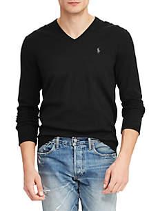 Polo Ralph Lauren Pima Cotton Long Sleeve Sweater