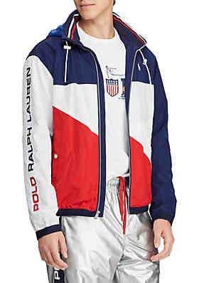 03ed219a03 Polo Ralph Lauren Water Repellent Jacket ...