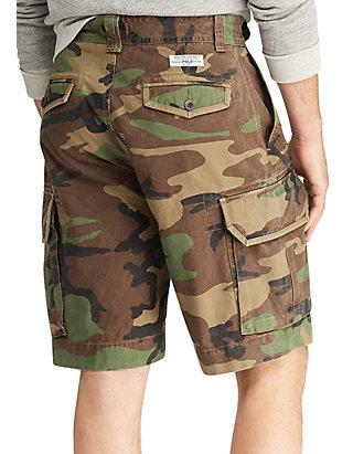 487d5b42a ... Polo Ralph Lauren Relaxed Fit Camo Cargo Shorts ...