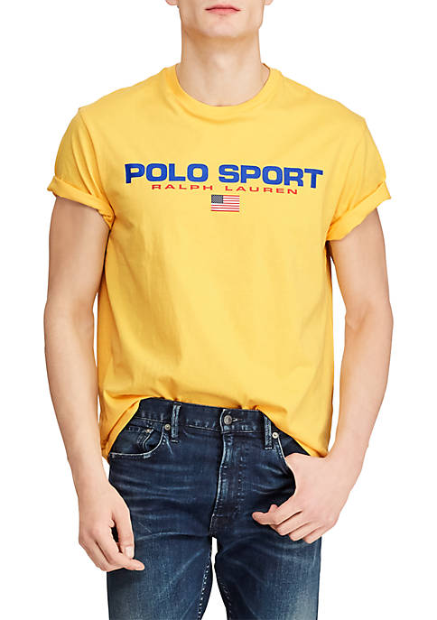 Polo Ralph Lauren Classic Fit Polo Sport Tee
