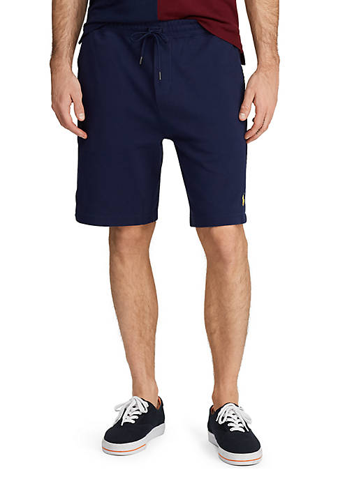 Cotton Interlock Shorts