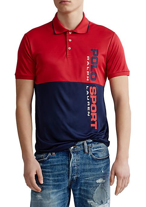 Classic Fit Tech Piqué Shirt