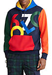 Double Knit Graphic Hoodie