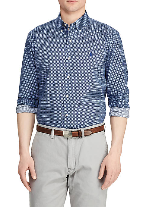Polo Ralph Lauren Classic Fit Foulard Print Shirt