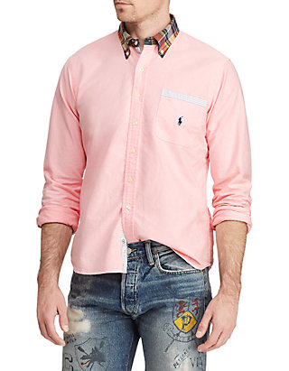 bbe81f281 Polo Ralph Lauren Classic Fit Oxford Shirt ...