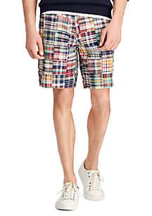 Polo Ralph Lauren Classic Fit Madras Shorts