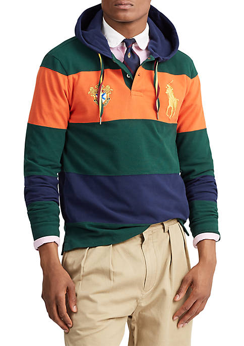 Polo Ralph Lauren Classic Fit Mesh Hoodie