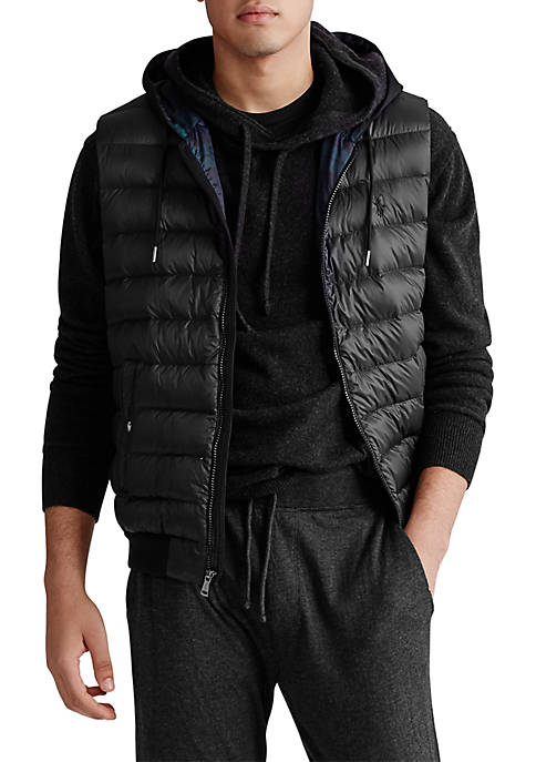 Polo Ralph Lauren Down Hooded Vest
