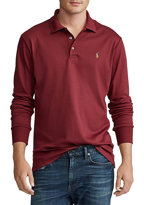 Polo Ralph Lauren Classic Fit Long Sleeves Polo
