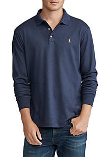 Polo Ralph Lauren Classic Fit Long Sleeve Polo Shirt