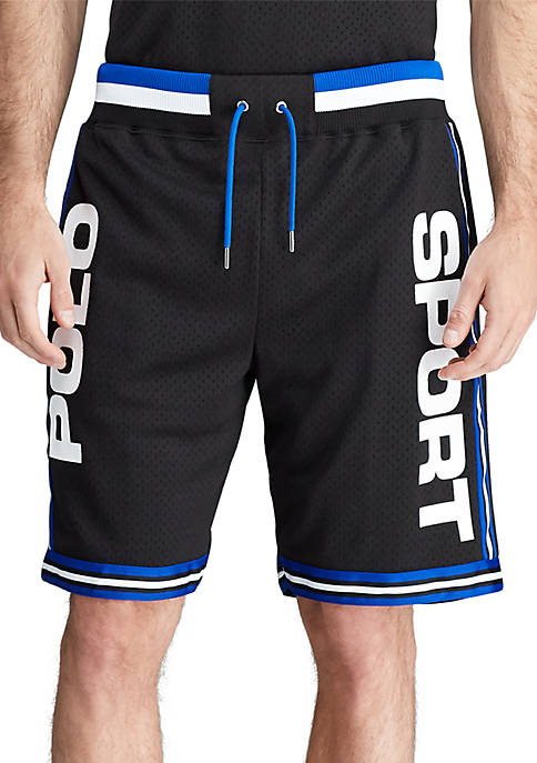 Performance Mesh Graphic Shorts