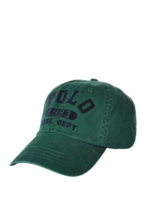 Polo Cotton Chino Cap