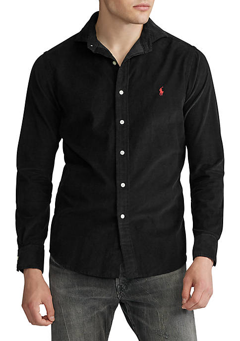 Polo Ralph Lauren Classic Fit Corduroy Shirt