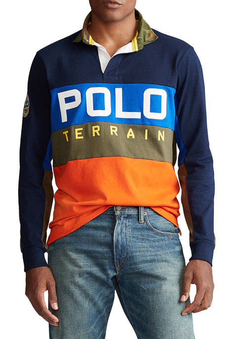 Polo Ralph Lauren Classic Fit Polo Terrain Rugby