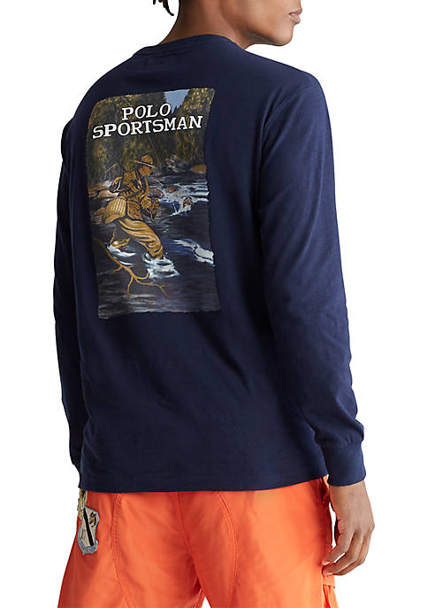 Polo Ralph Lauren Classic Fit Sportsman Long Sleeve