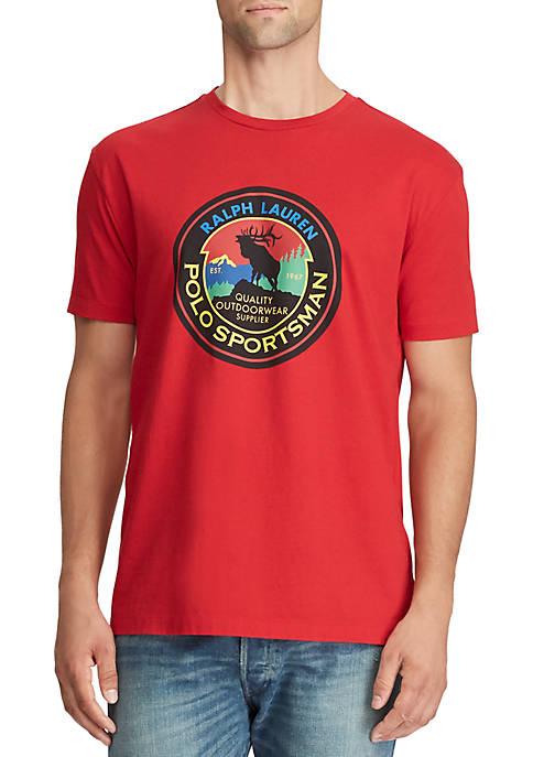 Polo Ralph Lauren Classic Fit Sportsman T-Shirt