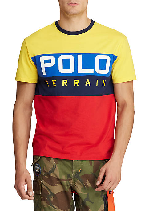 Polo Ralph Lauren Classic Fit Polo Terrain Tee
