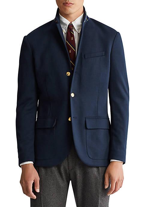 Double-Knit Ponte Blazer