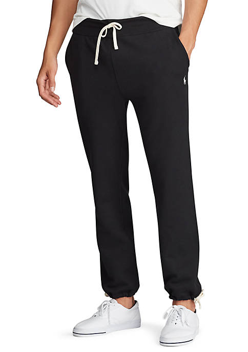 Polo Ralph Lauren Cotton Blend Fleece Pants