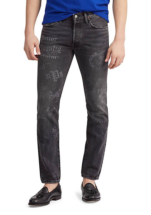 Sullivan Slim Graphic Jeans