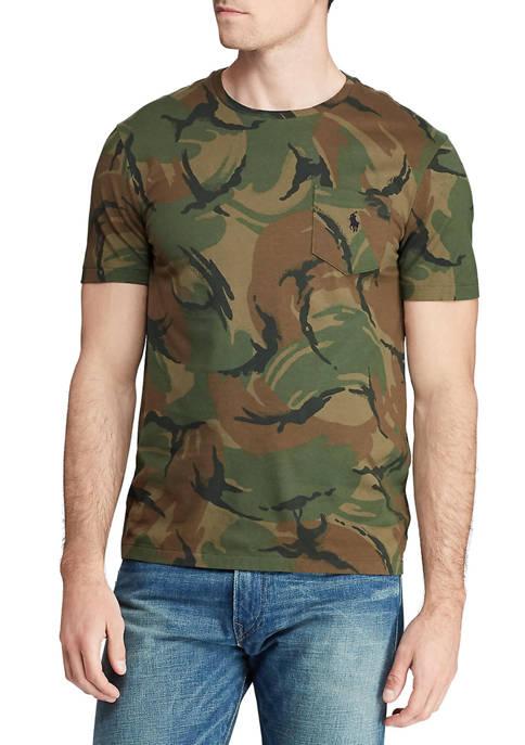 Polo Ralph Lauren Classic Fit Camo T-Shirt