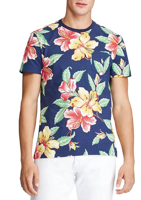 Polo Ralph Lauren Classic Fit Floral T-Shirt