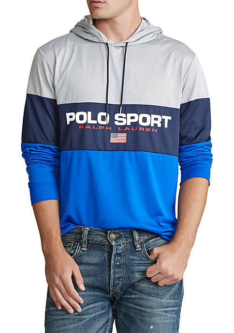 Performance Jersey Graphic Hoodie