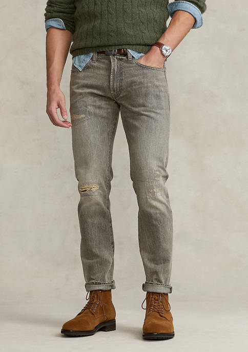 Sullivan Slim Faded Jeans