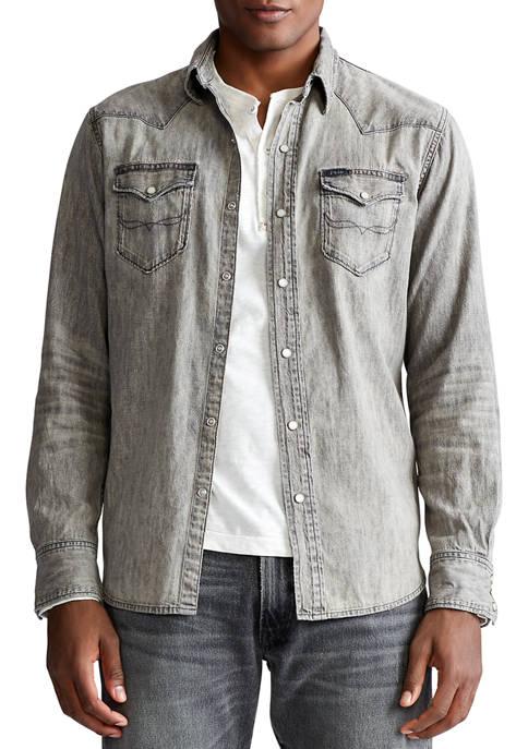 Polo Ralph Lauren Classic Fit Western Shirt