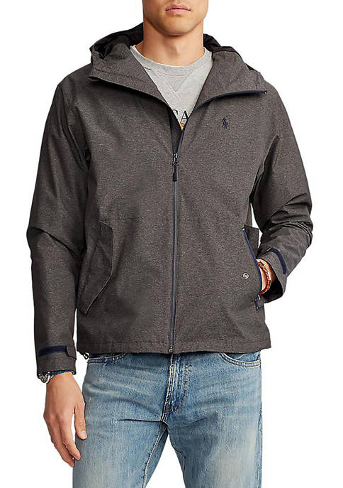 Polo Ralph Lauren Drawcord Hooded Jacket