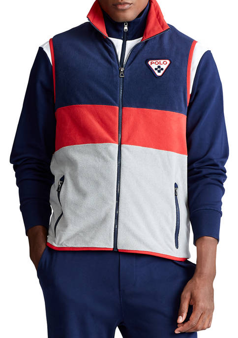 Polo Ralph Lauren Polo Shield Fleece Vest