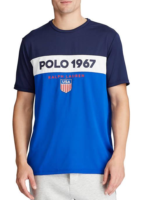 Polo Ralph Lauren Classic Fit Performance Logo Tee