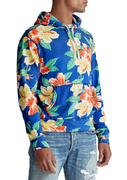 Polo Ralph Lauren Floral French Terry Hoodie